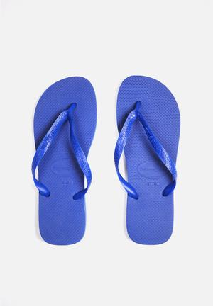 Havaianas Men's Top Sandals & Flip Flops Blue