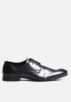 Jack & Jones Footwear & Accessories Kingsland Leather Dress Shoe Black