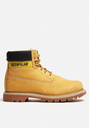 Caterpillar Colorado Boots Honey
