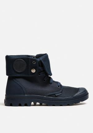 Palladium Mono Chrome Baggy II Boots Navy