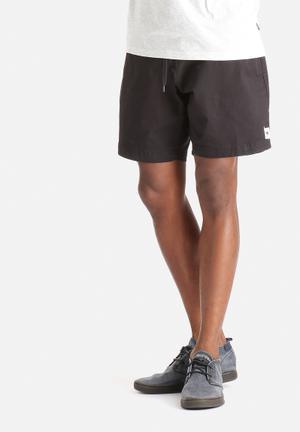 Afends Easyrider Boardshort Swimwear Black