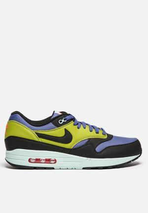 Nike Air Max 1 Essential Sneakers Blue Legend / Black Cactus