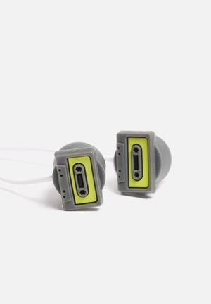 DCI Cassette Ear Buds Audio
