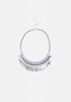 Vero Moda Lerke Necklace Jewellery Silver