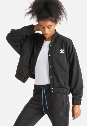 Training Snap Track Top