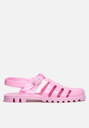 Juju Maxi Sandals & Flip Flops Pink
