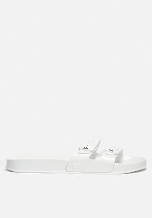 Juju Erin Sandals & Flip Flops White