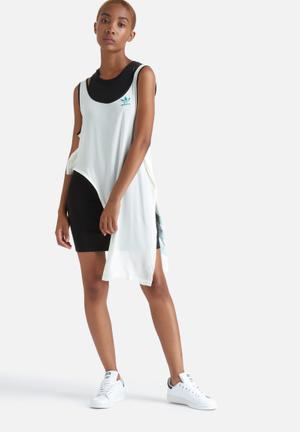 Adidas Originals Couture Dress T-Shirts White