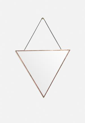 Arkivio Triangular Mirror Accessories