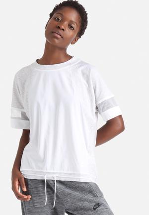 Nike Bonded Tee T-Shirts White