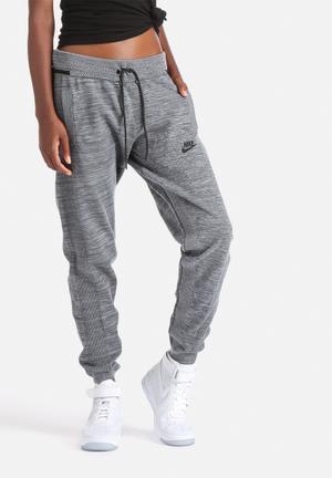 Nike Tech Knit Track Pant Bottoms Grey