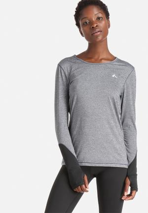 ONLY Play Germain Training Top T-Shirts Grey