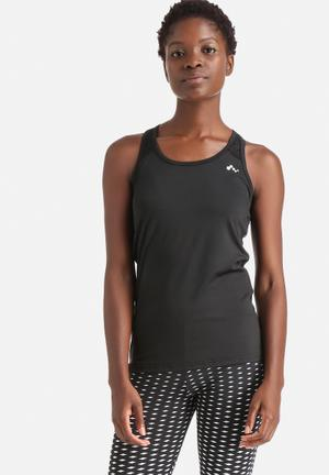 ONLY Play Lily Training Tank Top T-Shirts Black