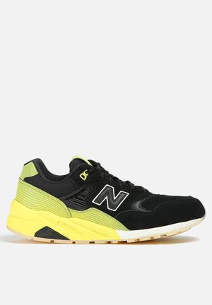 New Balance  MRT580UG Sneakers Black / Yellow