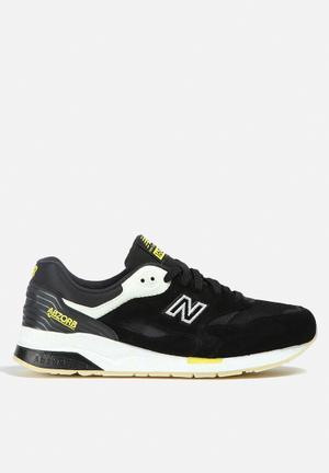 New Balance  CM1600EC Sneakers Black / Yellow