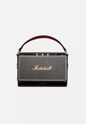 Marshall Stockwell With Case Audio