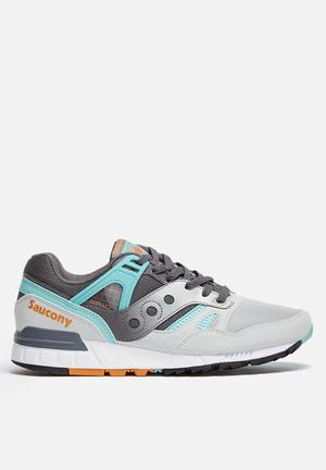 Saucony Grid SD Sneakers Grey / Teal