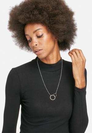 Vero Moda Vicky Necklace Jewellery Silver