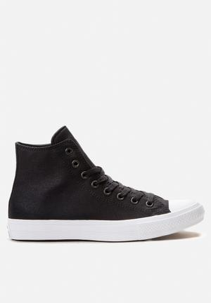 Converse Chuck Taylor All Star II HI Sneakers Black / White