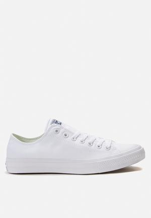 Converse Chuck Taylor All Star II Low Sneakers Optic White