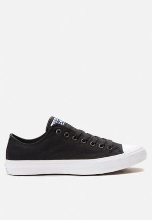 Converse Chuck Taylor All Star II Low Sneakers Black