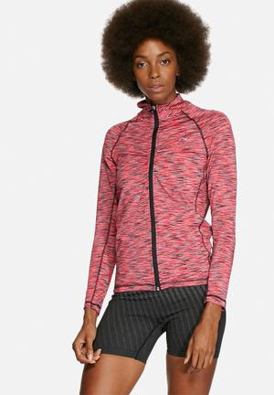 ONLY Play Tine Training Sweat Hoodies & Jackets Pink