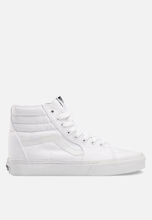 Vans SK8-Hi Sneakers White / White