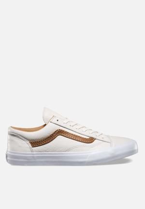 Vans Style 36 California Sneakers Winter White