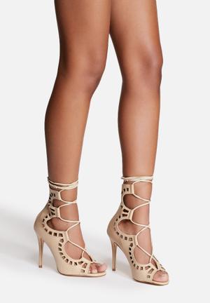 Windsor Smith Gillie Heels Cream