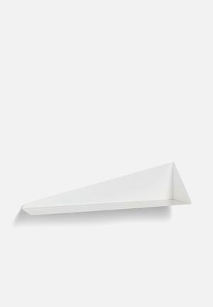 Umbra Stealth Shelf  White