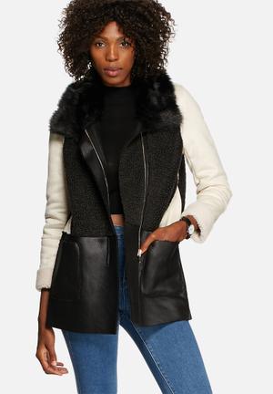 Monochrome Coat