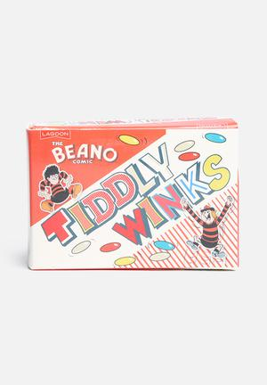 The Lagoon Group Tiddlywinks Games & Puzzles