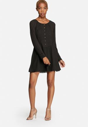 ONLY Nena Lace Dress Casual Black