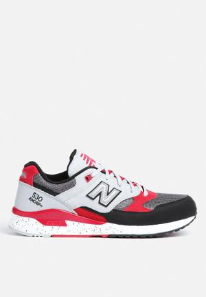 New Balance  M530PSB Sneakers Red / Black