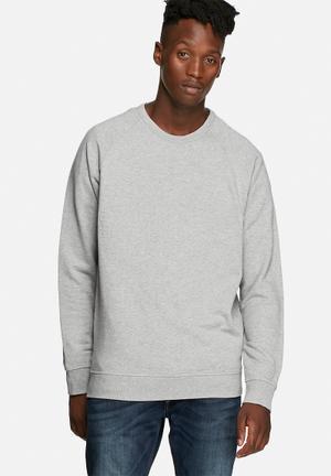 Diesel  S-ore Sweat Hoodies & Sweatshirts Grey