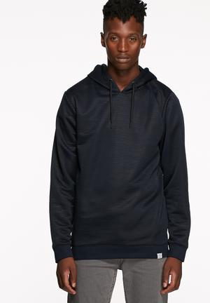 Jack & Jones Core Roy Sweat Hoodies & Sweatshirts Navy