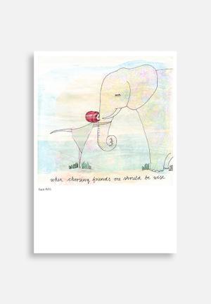 Sweet William Wise Art