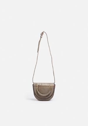 Nila Anthony Bailey PU Handbag Grey