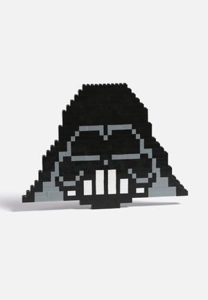 Make Happy Darth Vader Lego Art Accessories Plastic