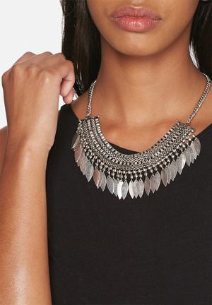 Vero Moda Maja Necklace Jewellery Silver