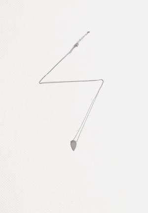 Vero Moda Nora Long Necklace Jewellery Silver