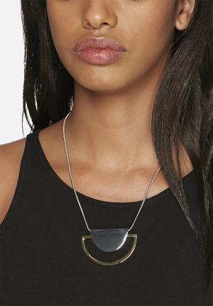 Vero Moda Kia Necklace Jewellery Silver