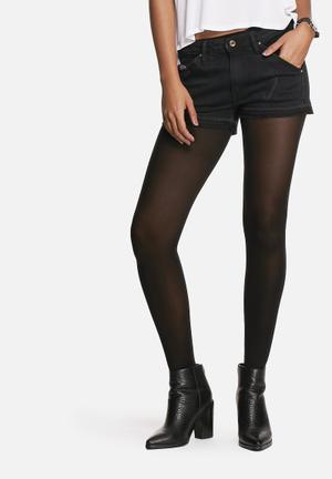 G-Star RAW Eva Shaw Shorts  Black