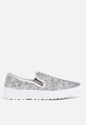 Liliana Laura Sneakers Silver
