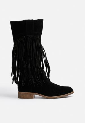 Liliana Gordon Boots Black