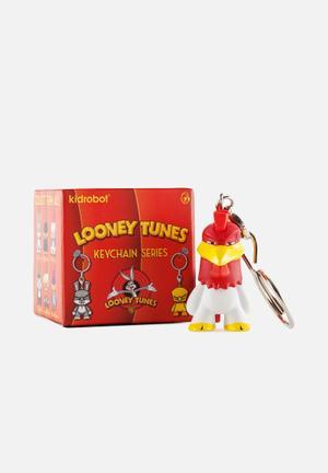 Kidrobot Looney Tunes Keychains (blind Assortment) Toys & LEGO Vinyl