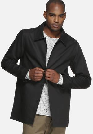 Bellfield Gota Worker Jacket Black