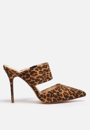 Liliana Gianni Heels Leopard