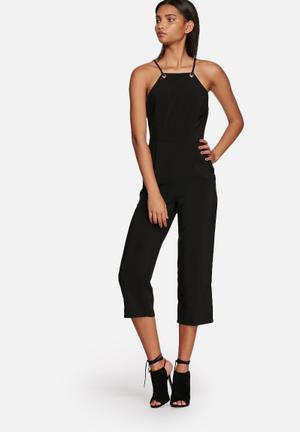 Glamorous Formal Jumpsuit Black