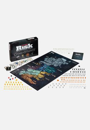 Epic Games Risk - Game Of Thrones